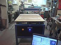Фрезерный станок ЧПУ для хобби и работы.