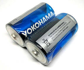Батарейка YOKOHAMA Energy Plus LR20 SP-2 D Alkaline