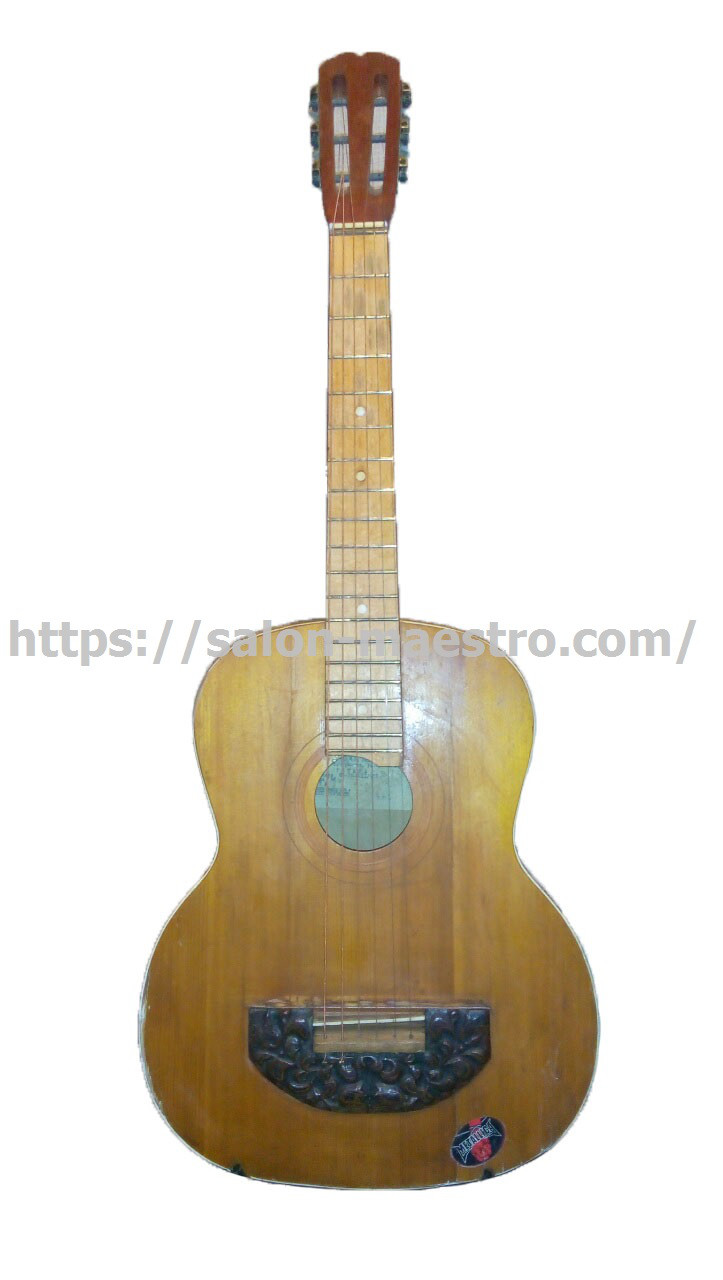 ( 01\0373 ) Черниговская Гитара С Звонким и Чистым Звуком