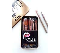 Мини-набор кистей для макияжа - реплика Kylie