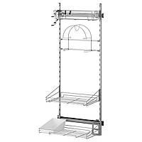 IKEA UTRUSTA Модуль для хранения аксессуаров для уборки (403.258.89)