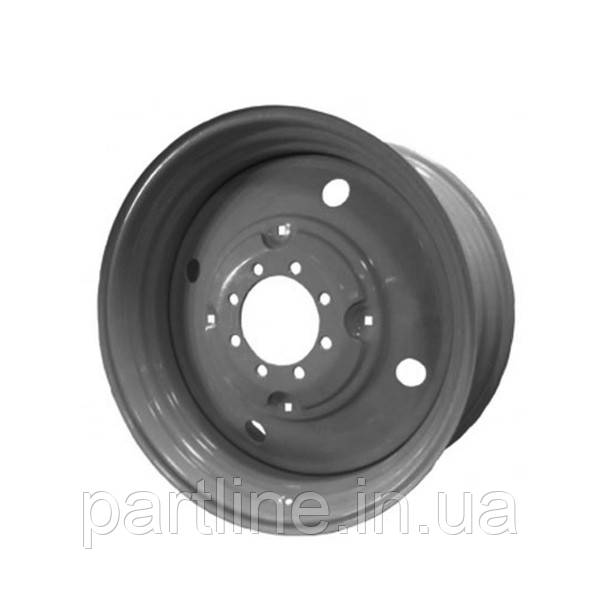 DW16Lх34-3107012-01 Диск колеса задний МТЗ-82Р, 82.2, 1025 (шина 18.4R34) (пр-во БЗТДиА)