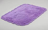 Коврик для ванной Irya - Denzi mor фиолетовый 50*70