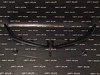 Накладка юбка бампера Modulo Honda Accord CU 08-12