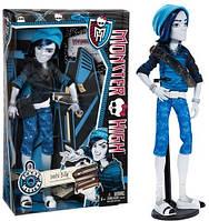 Кукла Монстер Хай Инвизи Билли Новый Скарместр Monster High Invisi Billy New Scaremester