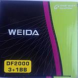 Катушка Kaida DF 4000 3+1bb, фото 2