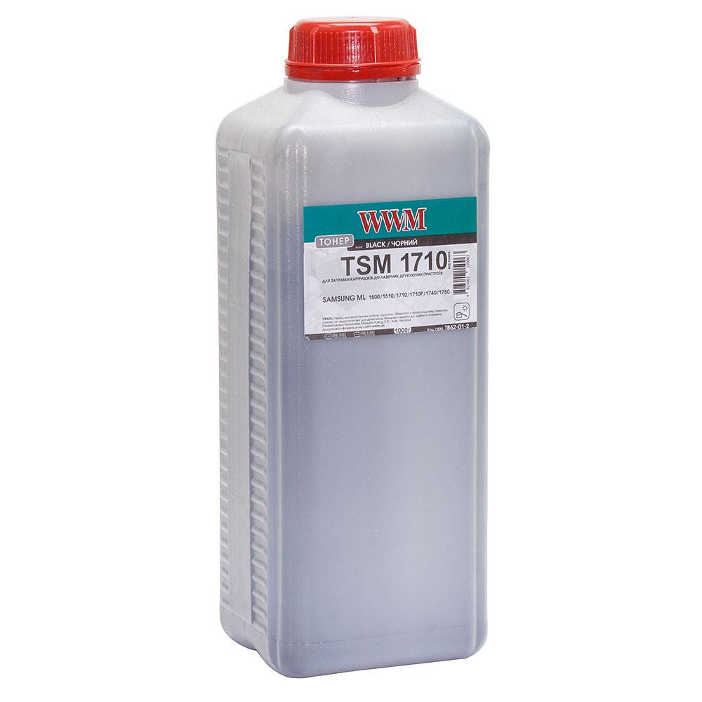 Тонер WWM для Samsung ML-1510/1710/1750 бутль 1000г (TB62-01-2)