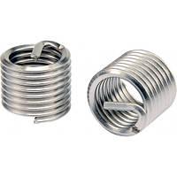 Вставки спіральні для ремонту різьби М8 х 1.25 х 10.8 мм, упак. 20 шт.