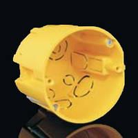 Коробка монтажная KРR68/71L 73мм гипсокартон Копос
