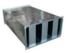 Шумоглушители трубчатые ГТК, ГТП и пластинчатые ГП все типоразмеры от производителя