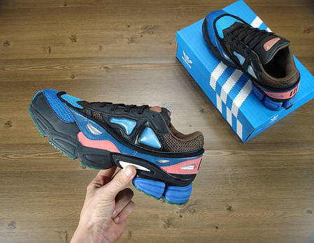 e7f0bed9 Мужские кроссовки Adidas Raf Simons Ozweego 2 топ реплика: продажа ...