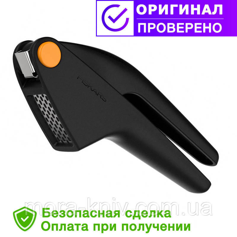 Пресс для чеснока Fiskars Functional Form (1014349)