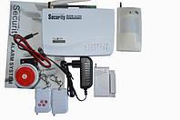GSM сигнализация 10 А