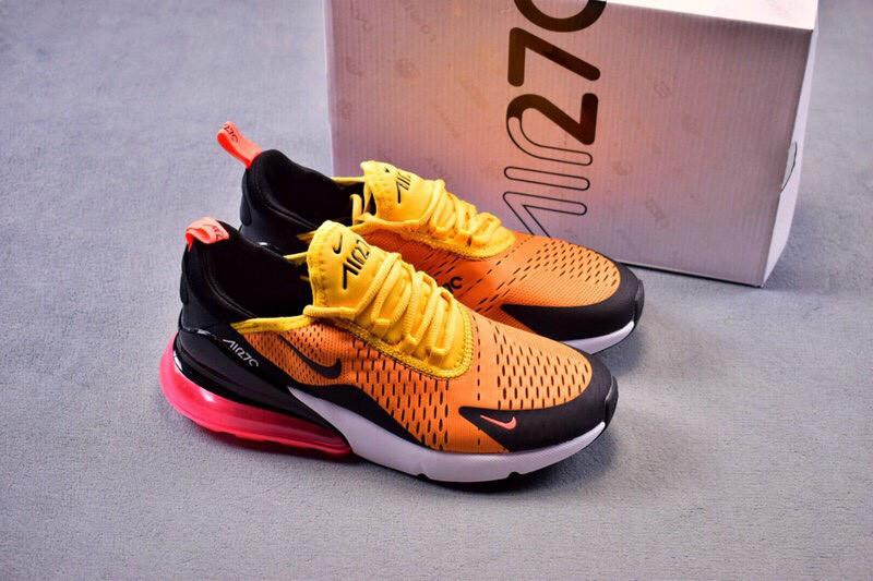 61bfe31c Кроссовки мужские Nike Air Max 270 Flyknit D2676 разноцветные ...