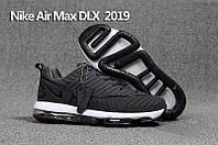 Кроссовки мужские Nike Air Max DLX 2019 Triple black D2675 черные