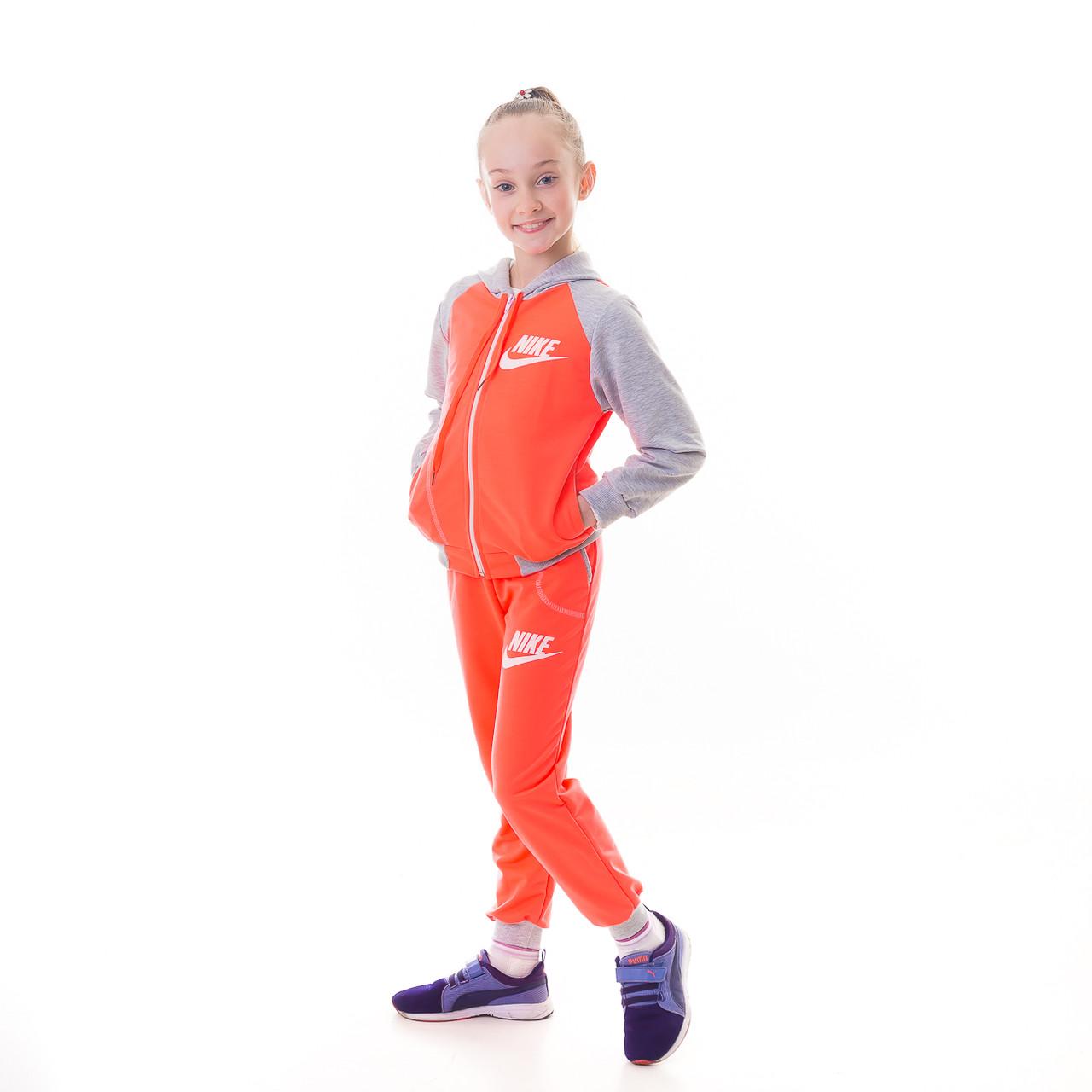 42fe13a205f4 Детский спортивный костюм для девочки