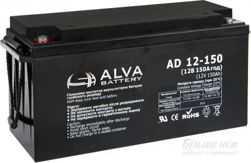 АКБ AD12-150