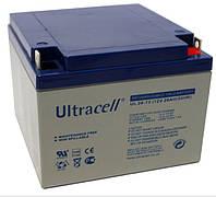 Батарея аккумуляторная Ultracell UL26-12