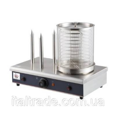 Аппарат хот-дог штыревой EFC HDSO-3, фото 2