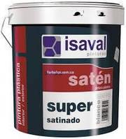 Isval Сатинадо Супер — краска с блеском, 4л