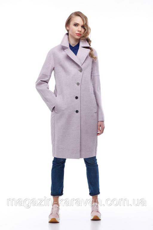 Пальто женское Монреаль пастельный