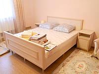 Кровать  двуспальная Орхидея 9  матрац 2000*1600