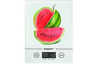 Весы кухонные электронные Scarlett SC-1213W