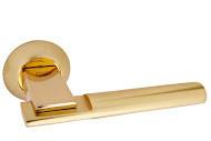 Ручки на розетке KEDR R10.038-AL-SB/PB
