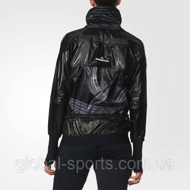 717989ee ... фото Женская куртка для бега Adidas by Stella McCartney Climastorm  (Артикул: AX6991), ...