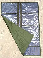 Несессер  хозпакет армейский ткань олива 10 карманов