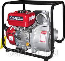 Мотопомпа бензиновая VULKAN SCWP80 (55 м3/час)