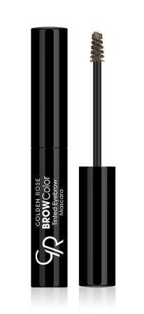 Тушь для бровей Golden Rose Brow Color Tinted Eyebrow, тон № 02