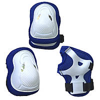 Детский набор защиты Blue&White