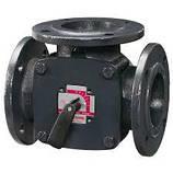 Поворотно-смесительные 3-ходовые клапаны серии 3F