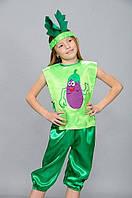 Детский карнавальный костюм Виноград
