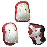 Детский набор защиты Red&White