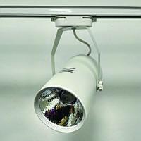 Трековый LED светильник 20W 4000K/6000K белый корпус 1640lm COB LS