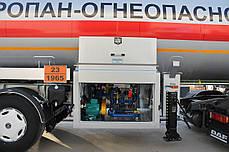 Полуприцеп-газовоз (для сжиженного газа), фото 2