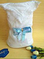 Одеяло( конверт) для новорожденных на махре. СКОРо в наличии
