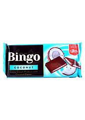 Шоколад BINGO COCONUT (Кокос), 90г (1ящ/25шт)