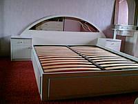 Кровать  двуспальная Орхидея 15 матрац 2000*1600