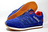 Кроссовки мужские в стиле Adidas Originals Spezial, Синие