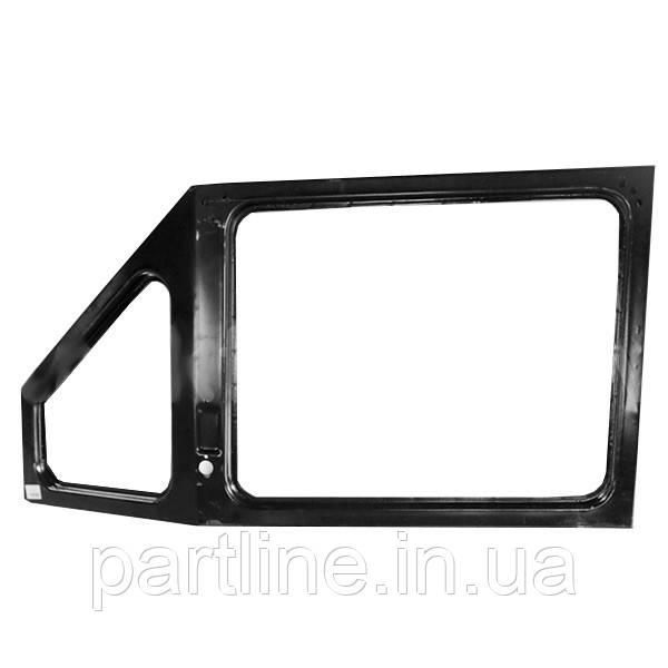 Дверь кабины правая (каркас) МТЗ УК (пр-во МТЗ), арт. 80-6708020-Б-01