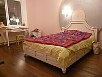 Кровать  двуспальная Орхидея 16 матрац 2000*1600