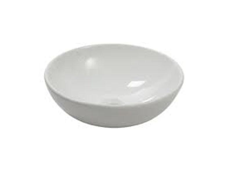 Раковина накладная керамическая NEWARC Countertop 41 (5010) белый, б/п, (41*41*14.5)