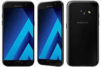 """Смартфон Samsung A320F Galaxy A3 2017 (SM-A320FZKD) Black, 2/16Gb, 8 ядер, 13/8Мп, 4.7"""", 2 sim, 4G., фото 1"""