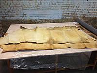 Сыромятная кожа в полукожах, толщина 3.5 мм, арт. СК 1685