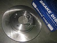 Диск тормозной передний Kia Ceed 2006-->2012 Valeo (Корея) R1036