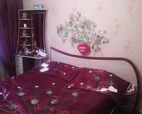 Кровать  Орхидея 20 матрац 2000*1600