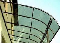 Монолитный поликарбонат Plexicarb,бронза,2.05*3.05м/ 2 мм